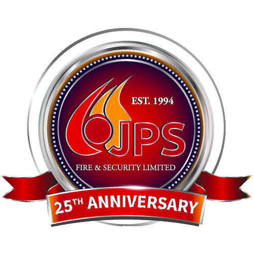 JPS Fire 25 years