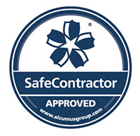 Safe contactor approved logo